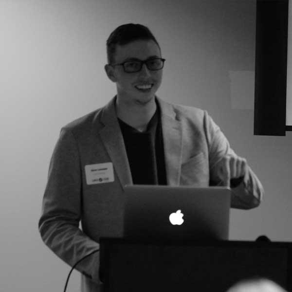 Steve Luvender speaking